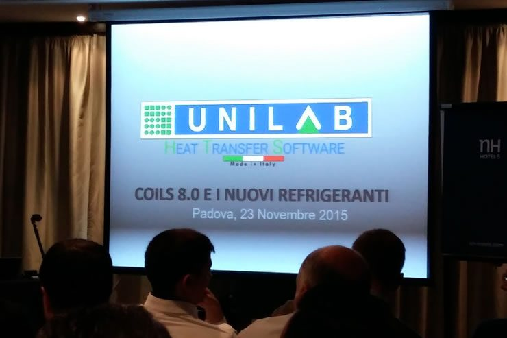 "Conference ""COILS 8.0 and the New Refrigerants"""