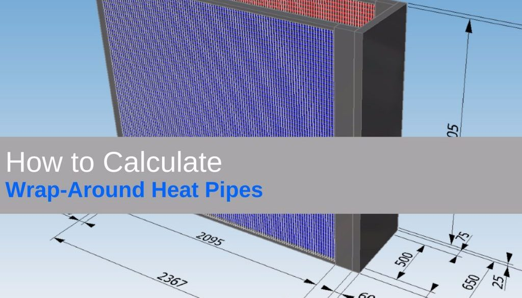 how_to_calculate_wrap_around_heat_pipes