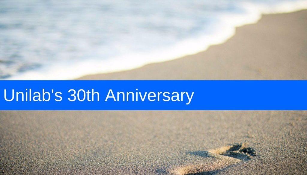 Unilab's 30th Anniversary