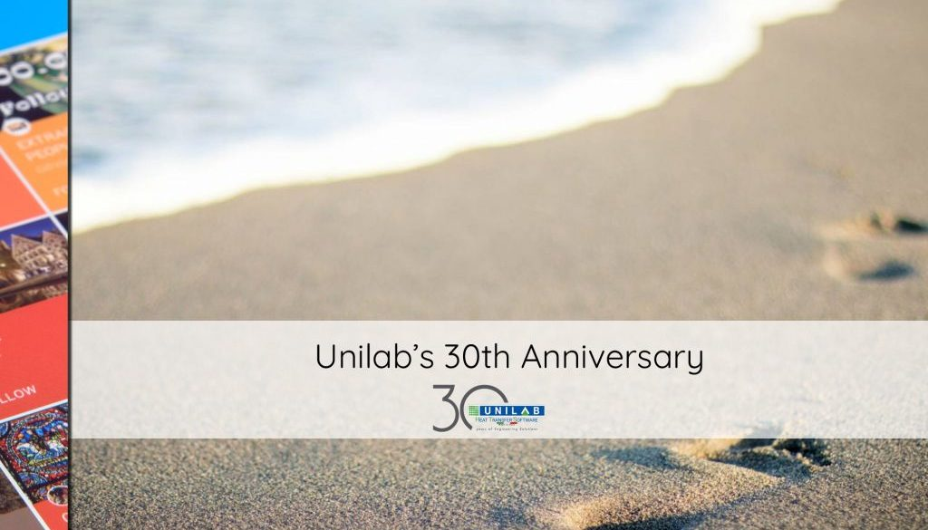 unilab heat transfer software blog 30th anniversary