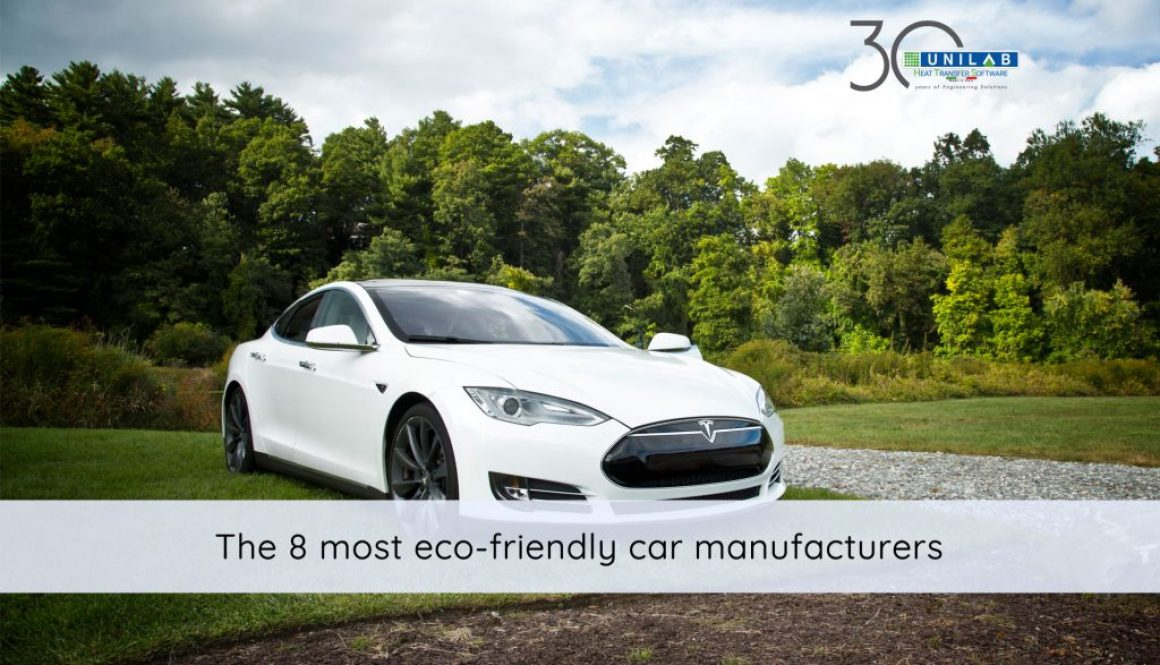 8 Eco Friendly Car Manufacturers
