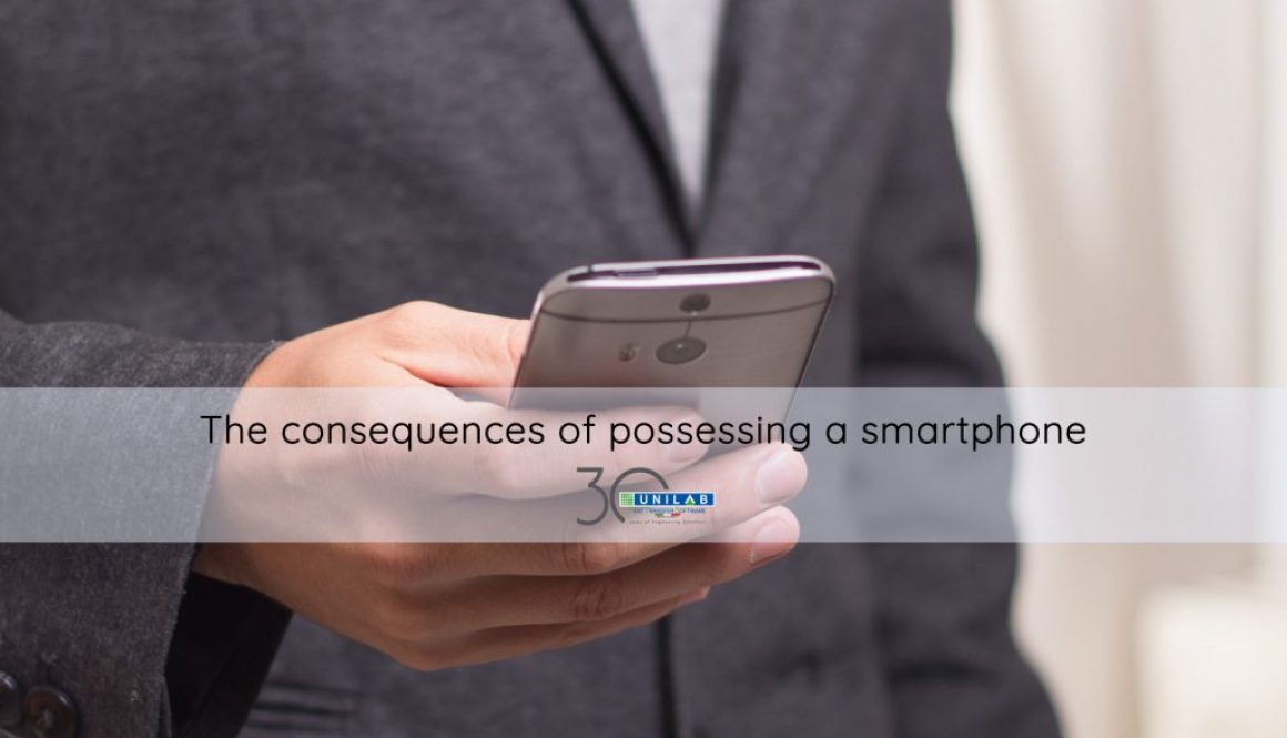 Consequences of possessing smartphone