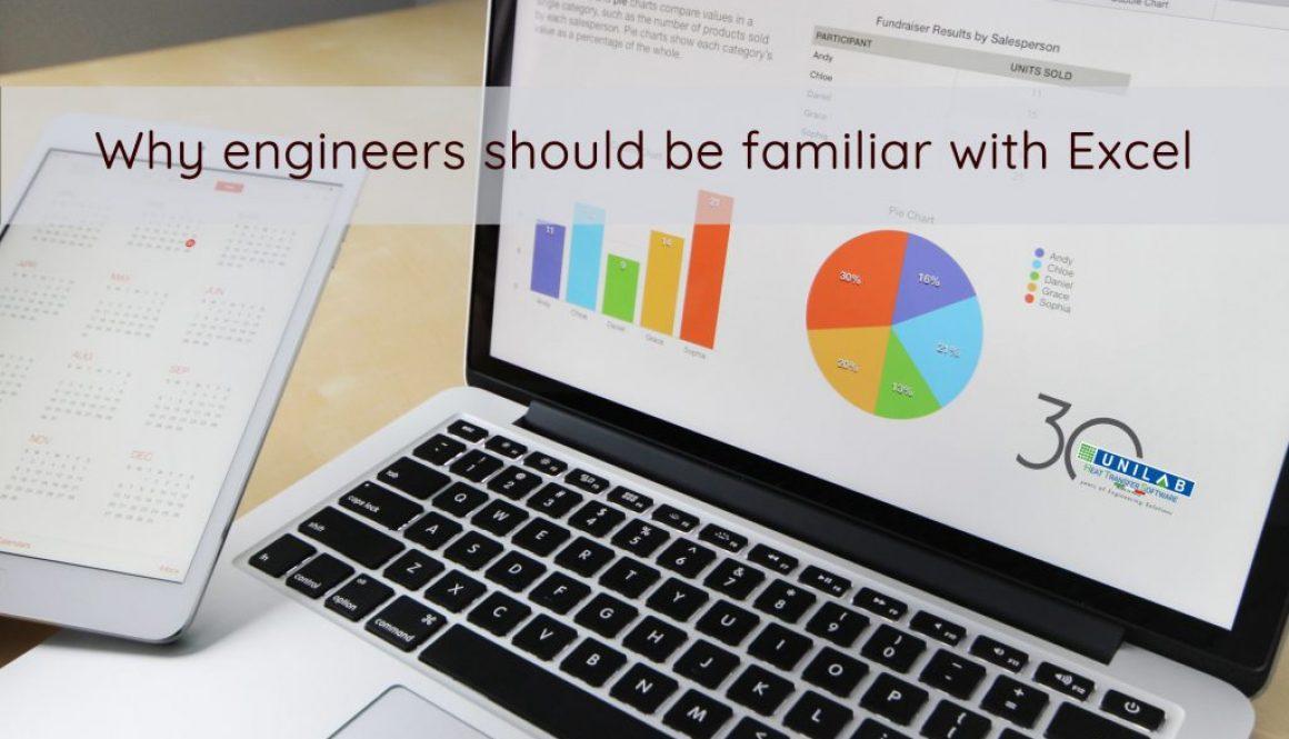 Engineers familiar excel