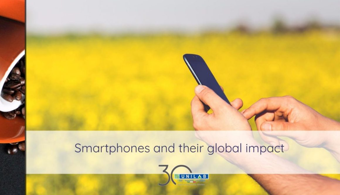 unilab heat transfer software blog smartphones global impact