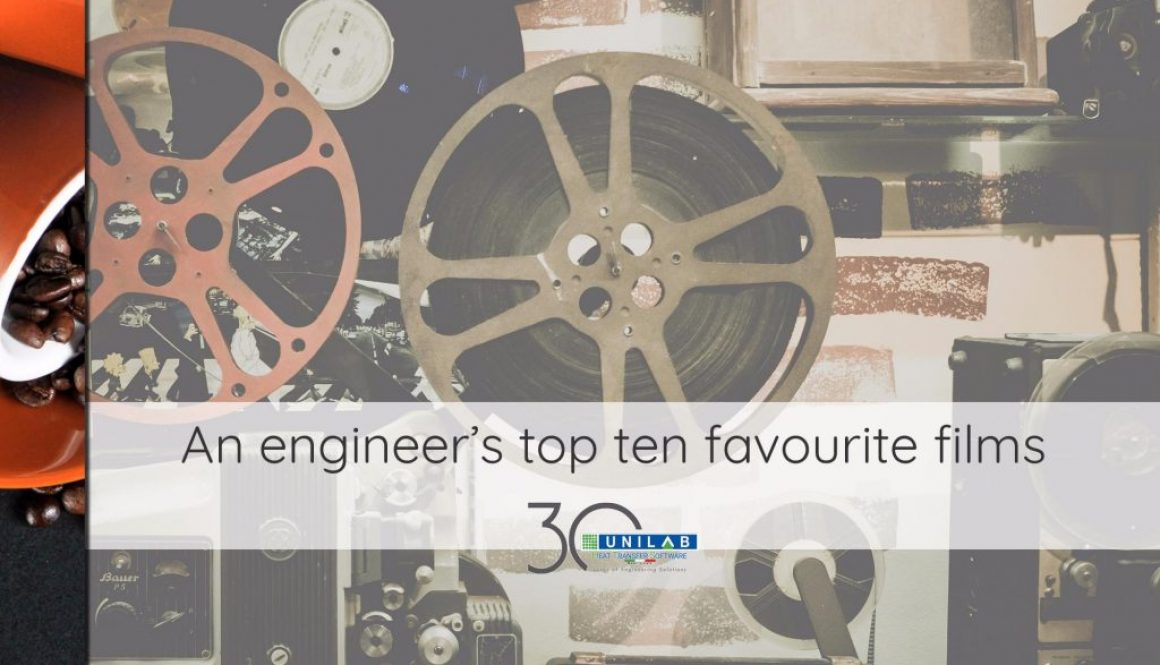 unilab heat transfer software blog engineer's top ten favourite films