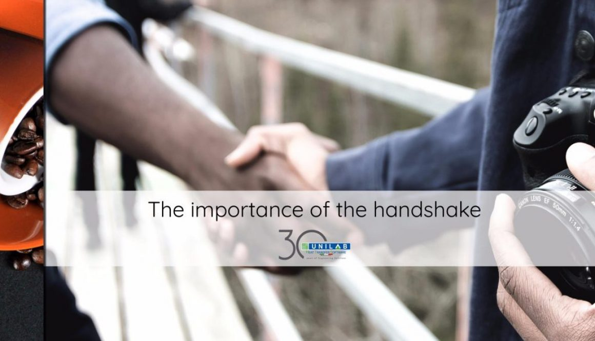unilab heat transfer software blog importance of handshake