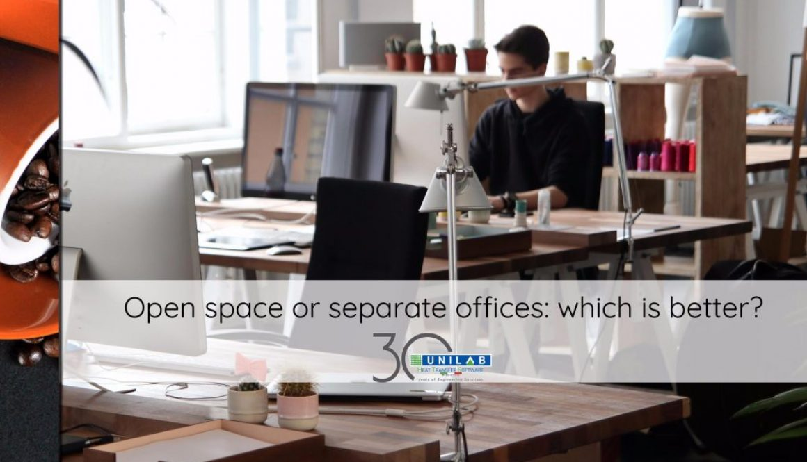 unilab heat transfer software blog open space separate offices which better