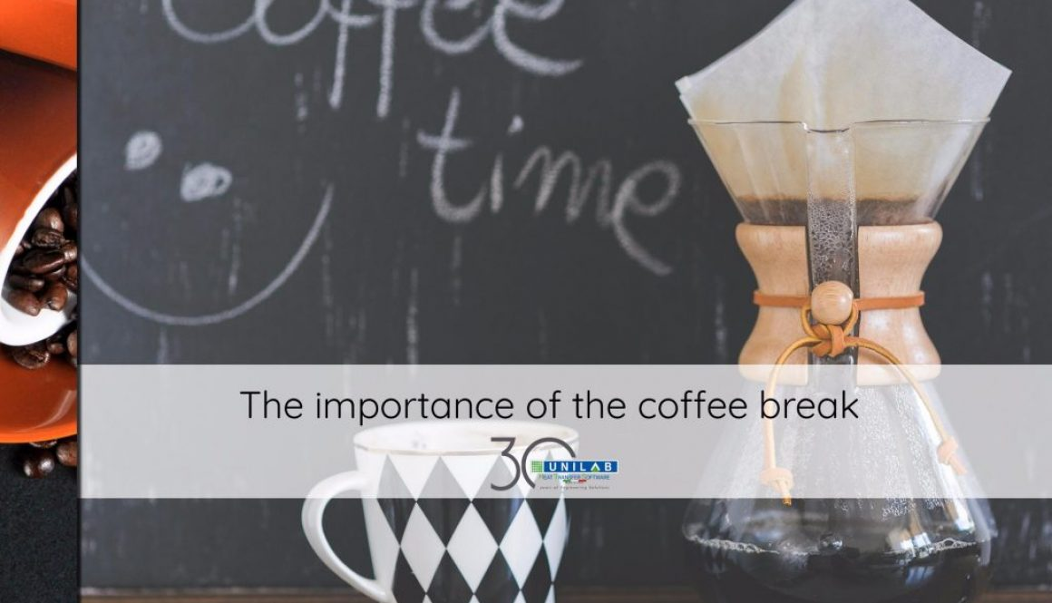 unilab heat transfer software importance coffee break