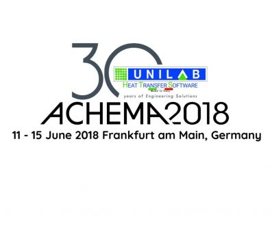 unilab heat transfer software blog achema 2018