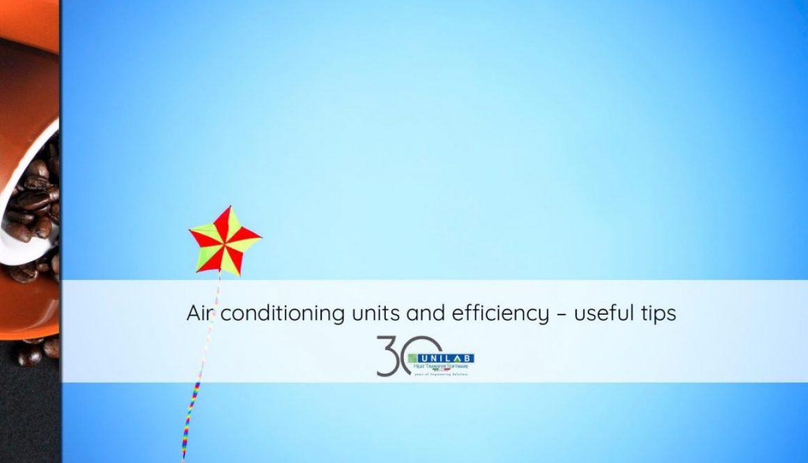 unilab heat transfer software blog air conditioning units efficiency