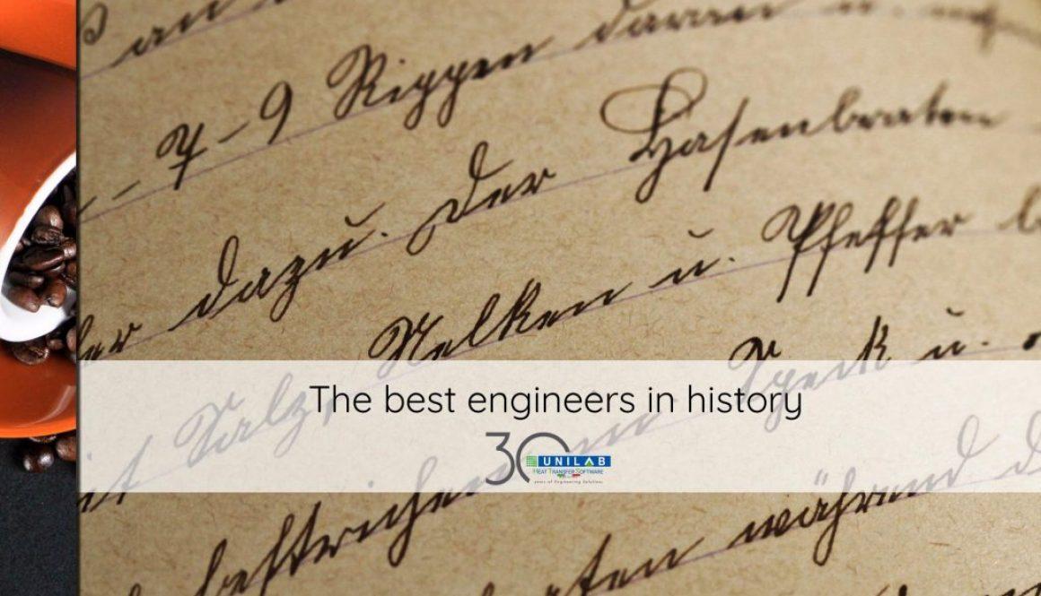 unilab heat transfer software blog best engineers history