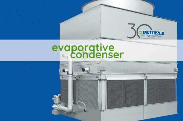 unilab heat transfer software blog evaporative condenser_