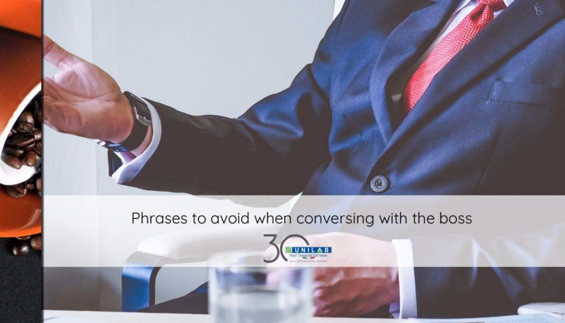 unilab heat transfer software blog phrases avoid conversing boss