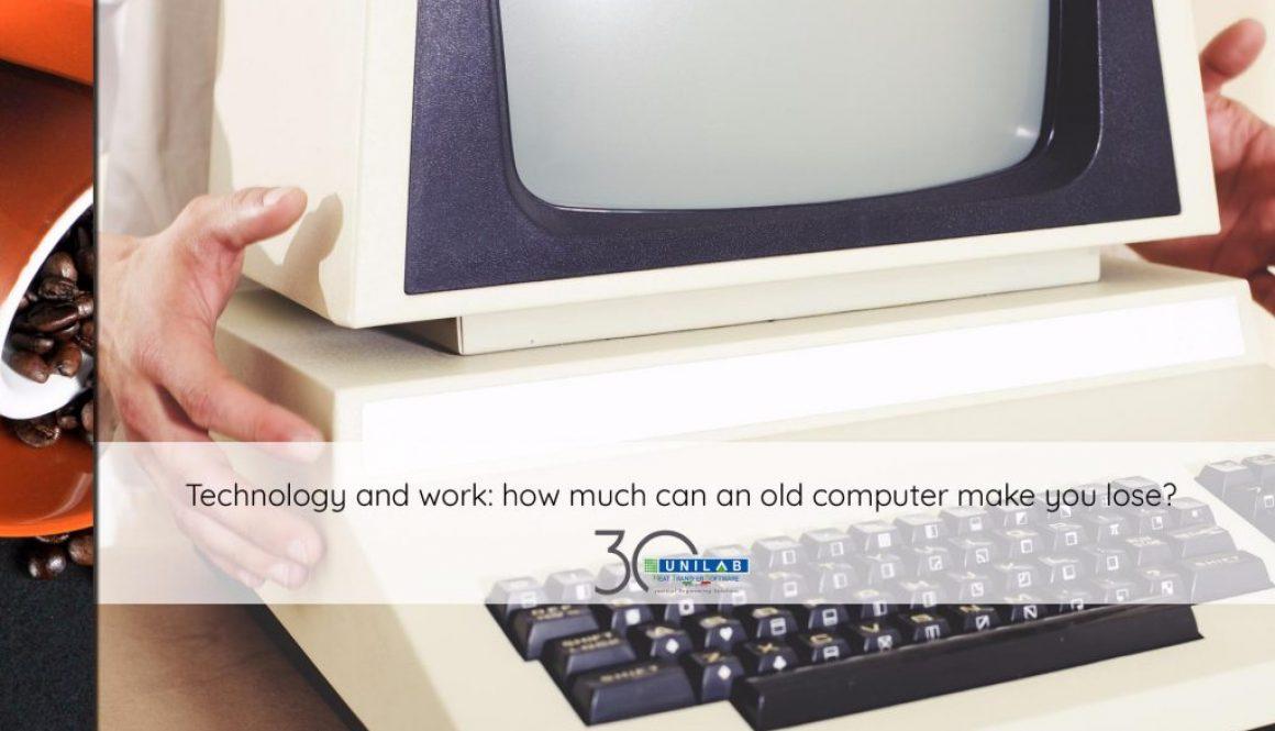 unilab heat transfer software blog technology old computer