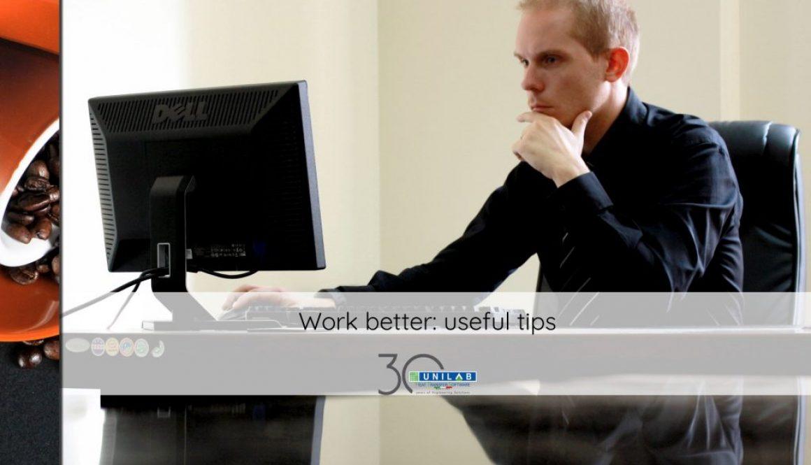unilab heat transfer software blog work better tips