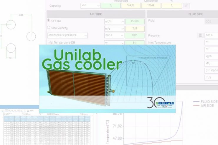 unilab blog software scambio termico gas cooler
