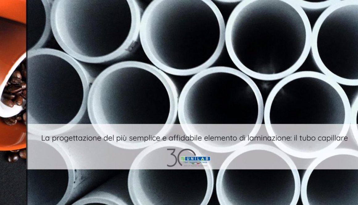 unilab blog software scambio termico tubo capillare