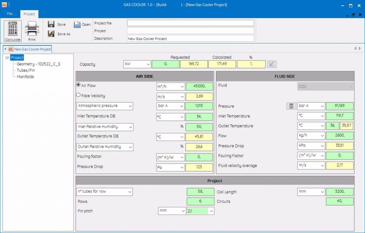unilab heat transfer software blog gas cooler