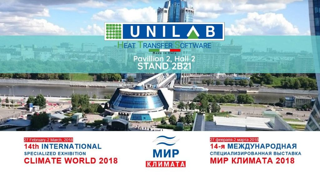 unilab heat transfer software blog climate world 2018