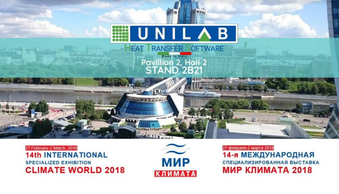 unilab heat transfer software blog climate world 2018