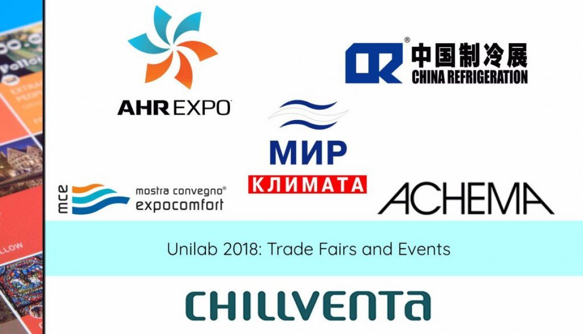 unilab heat transfer software blog 2018 trade fairs events
