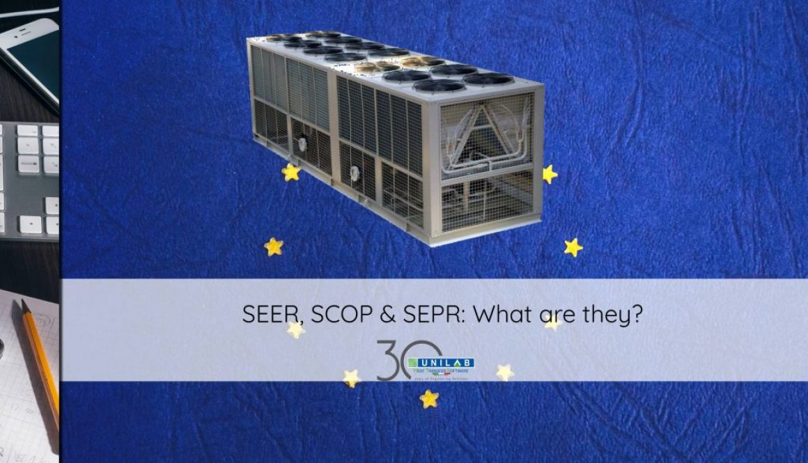unilab heat transfer software blog SEER SCOP SEPR