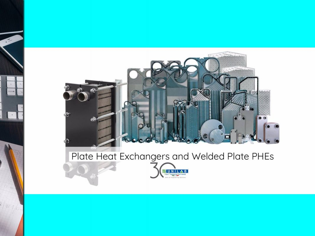 Plate Heat Exchangers and Welded Plate PHEs | UNILAB - Heat Transfer