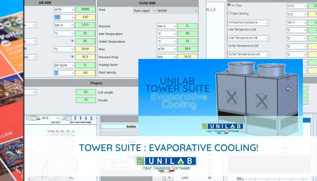 unilab heat transfer software blog evaporative cooling