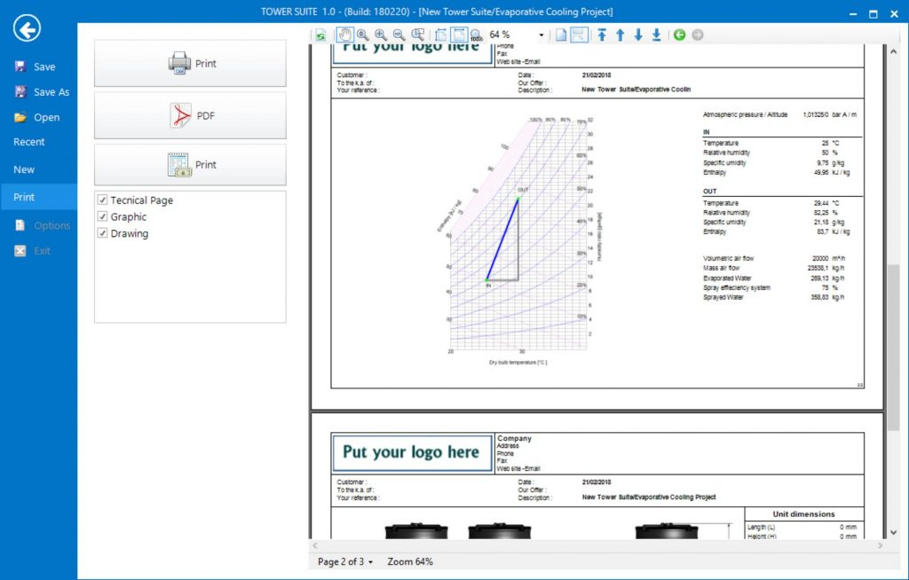 unilab heat transfer software blog evaporative cooling3