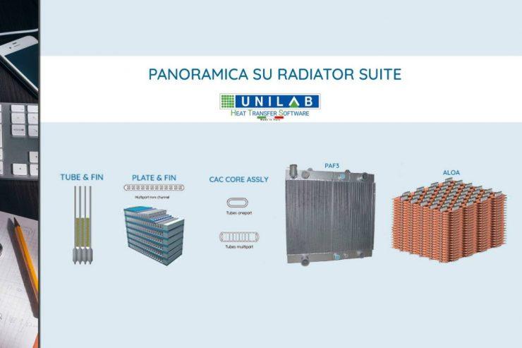 unilab blog software scambio termico radiator suite panoramica