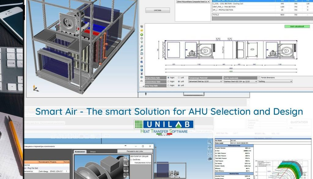 Smart Air The Smart Solution For Ahu Selection And