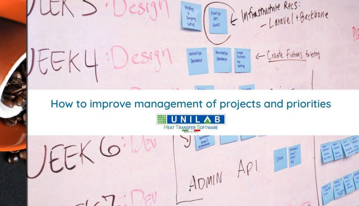 unilab heat transfer software blog management projects priorities
