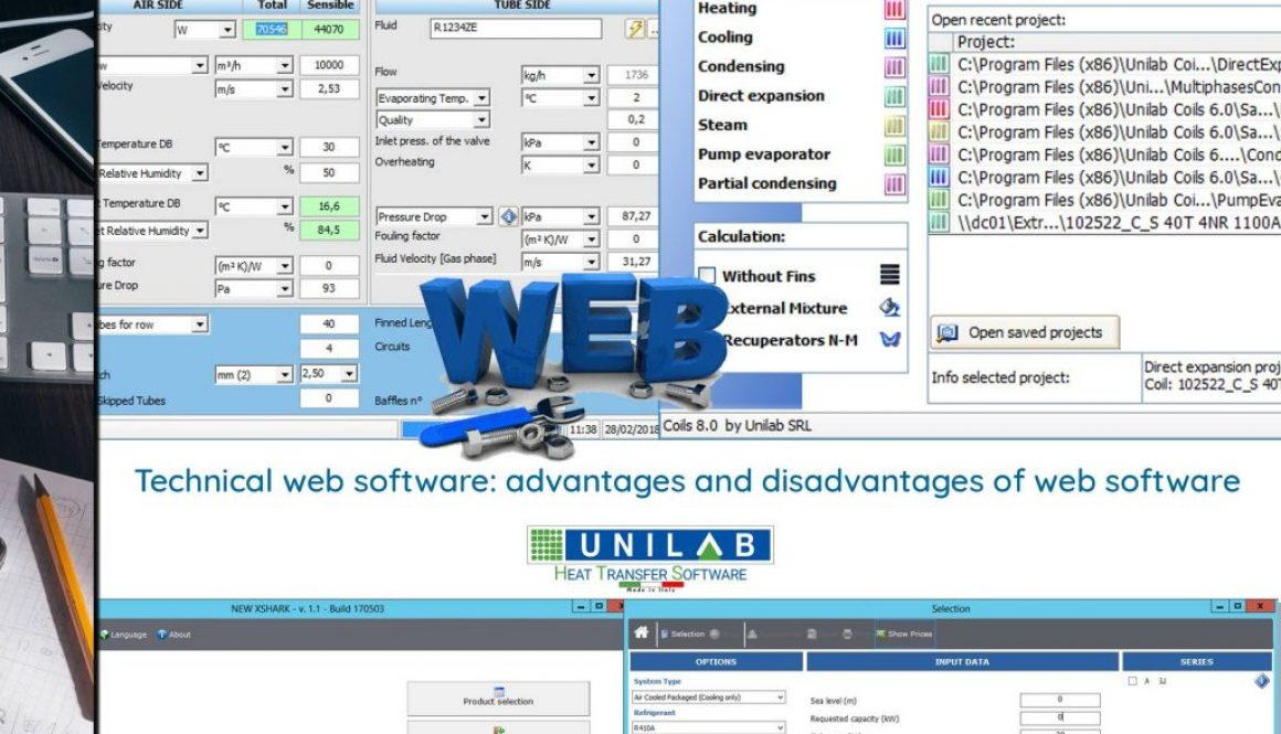 unilab heat transfer software blog technical web software