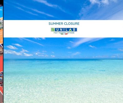 unilab heat transfer software blog summer closure