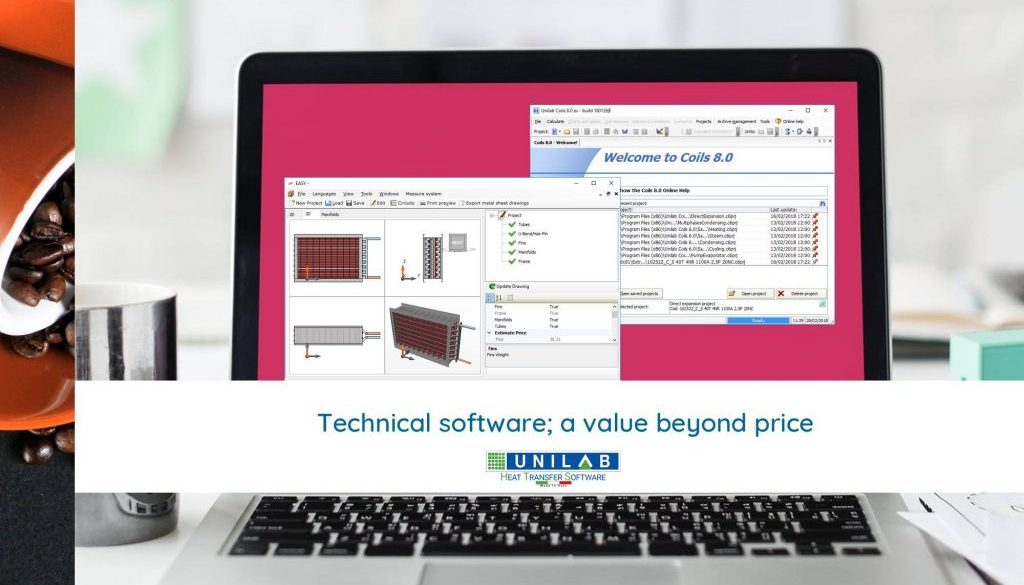 unilab heat transfer software blog technical software value