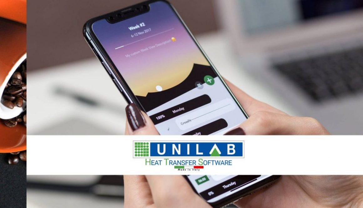 unilab heat transfer software blog app