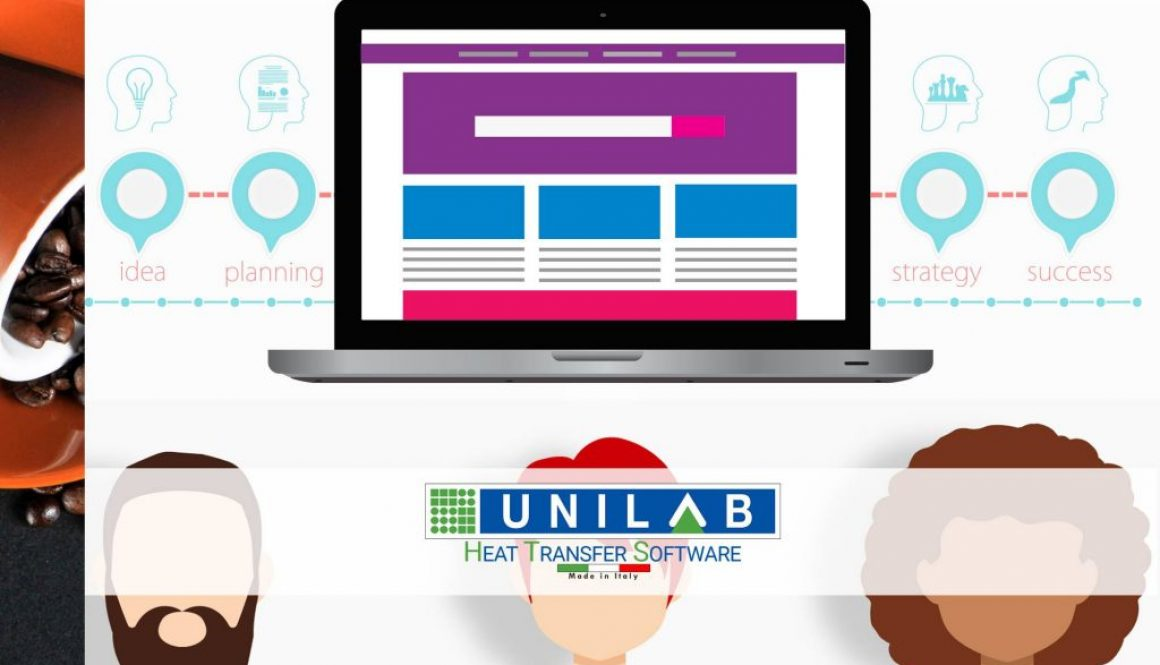 unilab heat transfer software blog developer skills