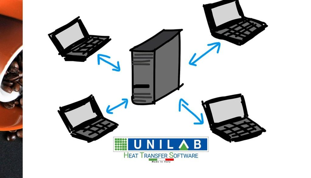 unilab heat transfer software blog client server