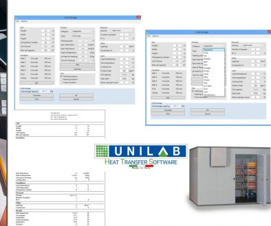 unilab heat transfer software blog cold storage