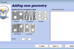new geometries