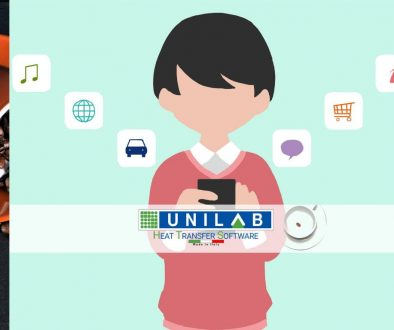 unilab blog software scambio termico web app