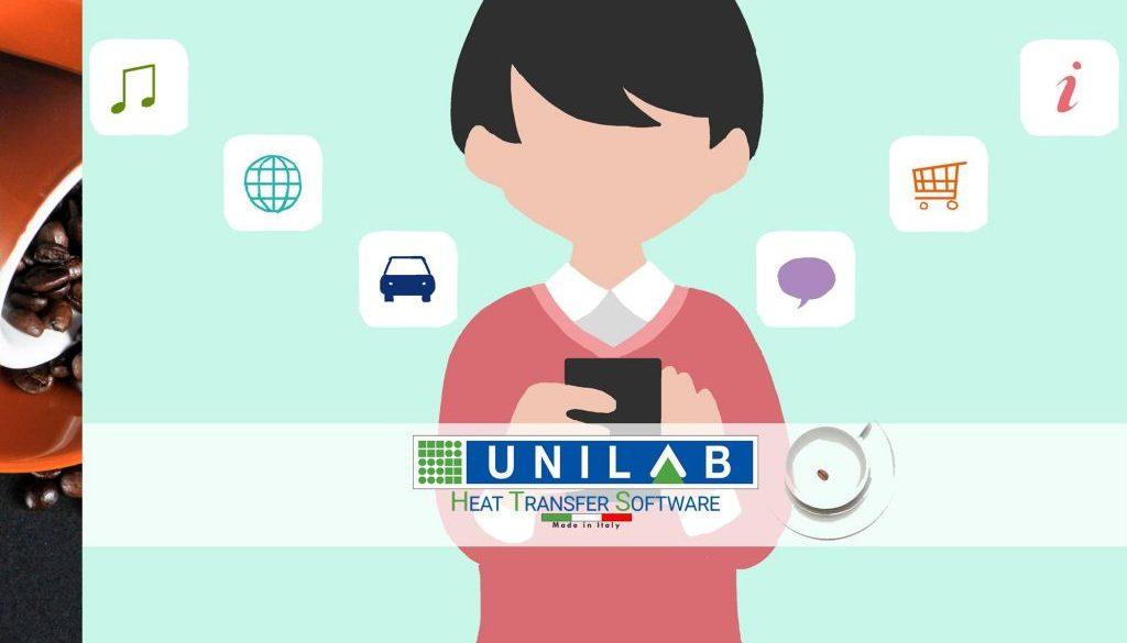 unilab heat transfer software blog web app