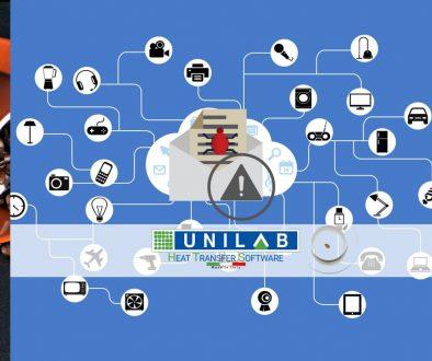 unilab blog software scambio termico malware iot
