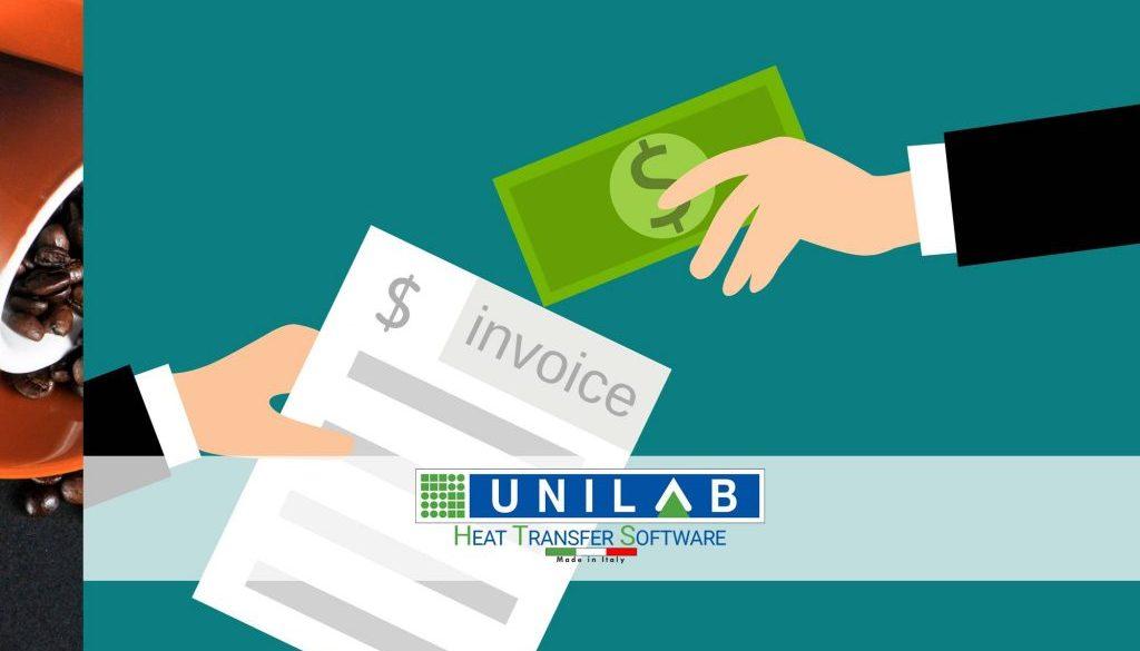 unilab blog software scambio termico fatturazione elettronica
