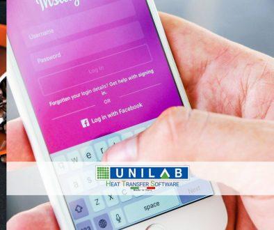 unilab blog software scambio termico login social network