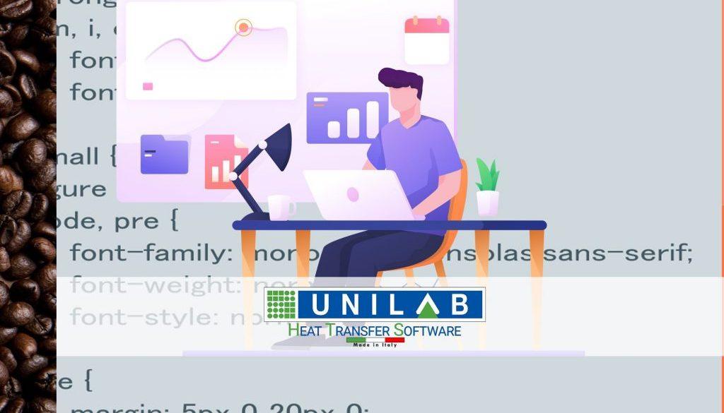 unilab blog software scambio termico framework