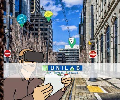 unilab blog software scambio termico realtà virtuale aumentata