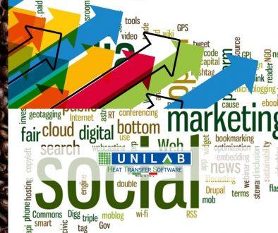 unilab blog software scambio termico social-marketing