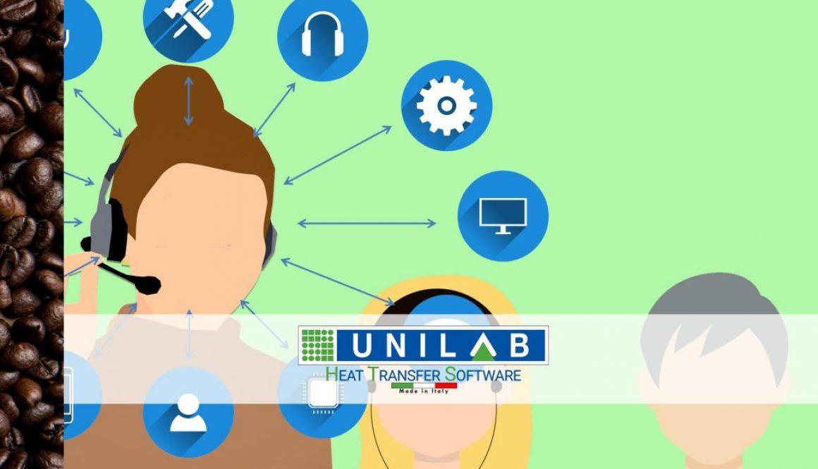 unilab blog software scambio termico customer care