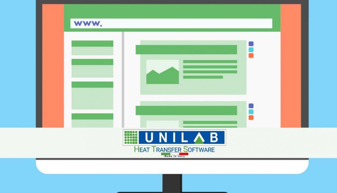 unilab blog software scambio termico world wide web